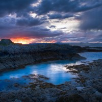 Coast-Bunacaimb-Mallaig-Scotland