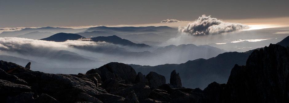 Glyder Fawr, Snowdonia, North Wales